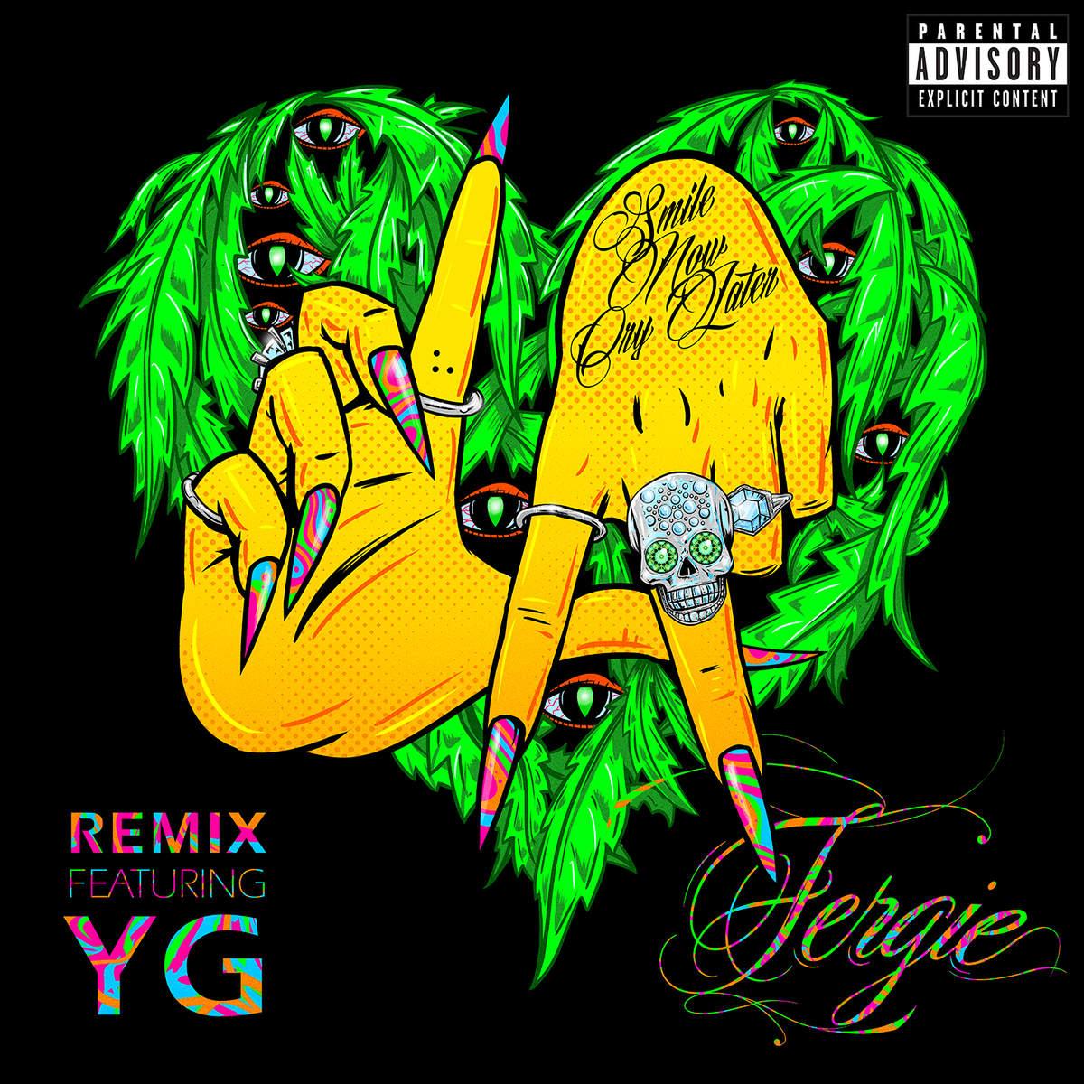 L.A.LOVE (la la) [Remix] [feat. YG] - Single